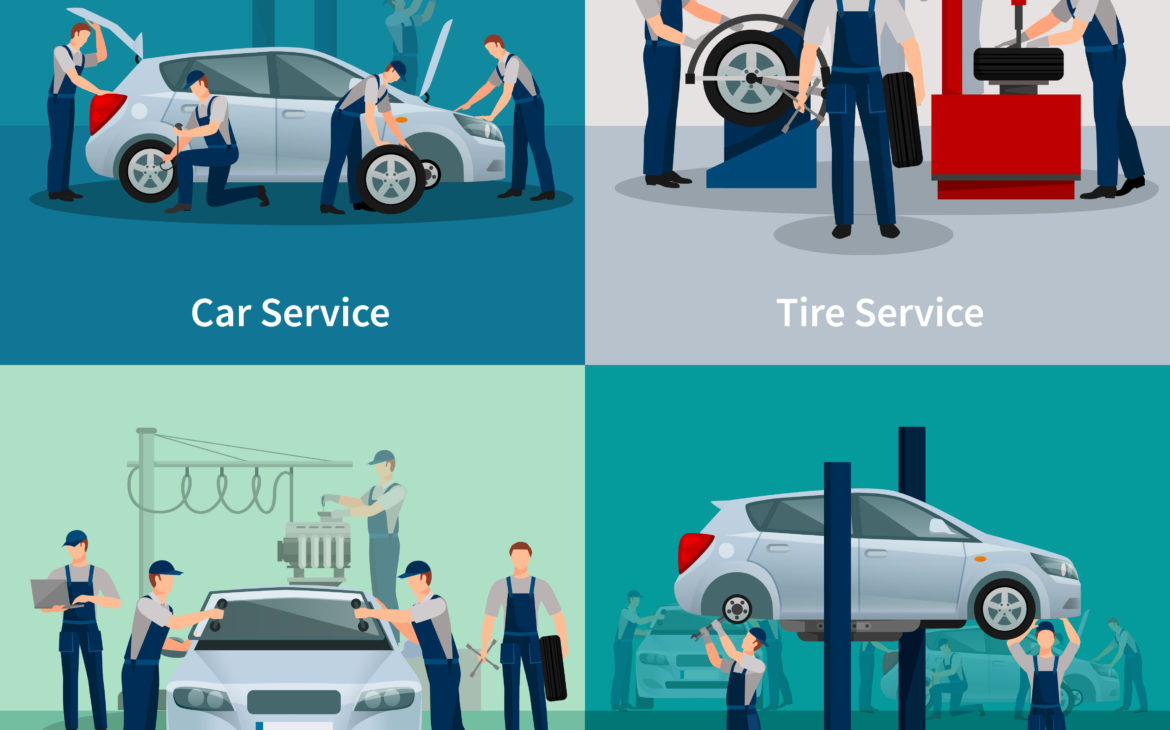 car service dubai car repair dubai