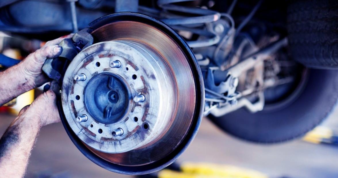 car brake repair in Dubai