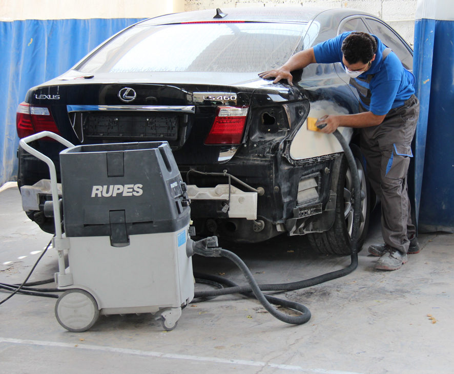 car repair and maintenance in Dubai