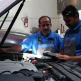 car service centre Dubai