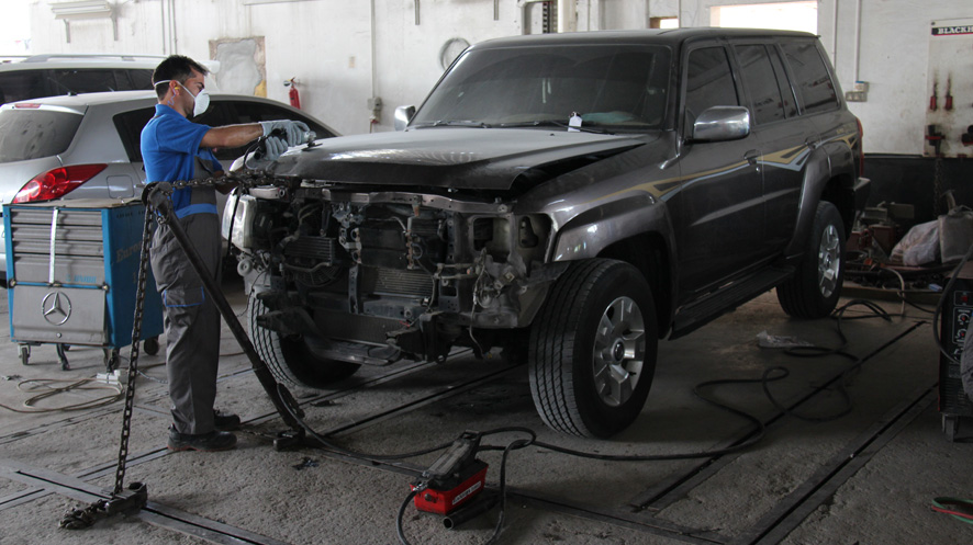 Car Repair and Maintenance Dubai