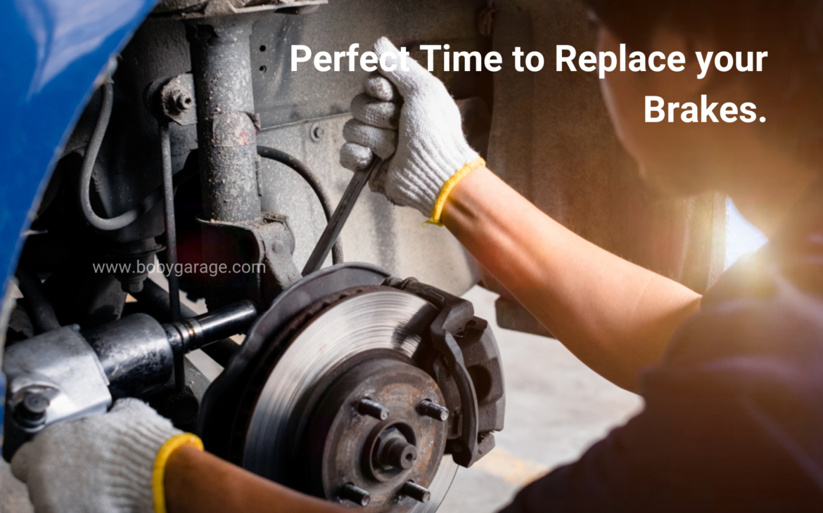 Brake Service Dubai by a bobyauto