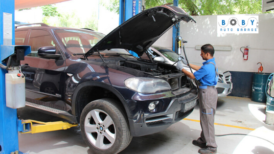Car Repair Dubai- Boby Garage