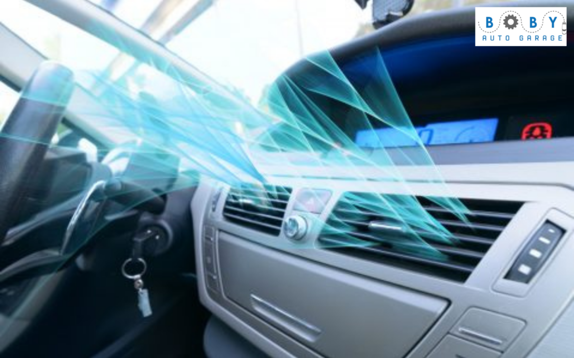 Car AC Repair Dubai