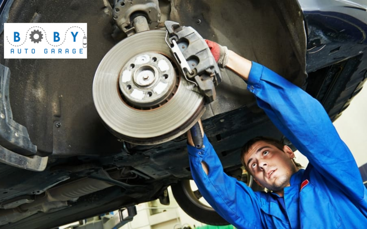 Boby Car Brake Repair Dubai