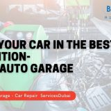 Keep your car in the best condition- Boby Auto Garage