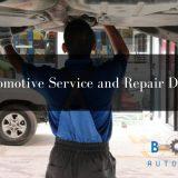 Boby Automotive Service and Repair Dubai