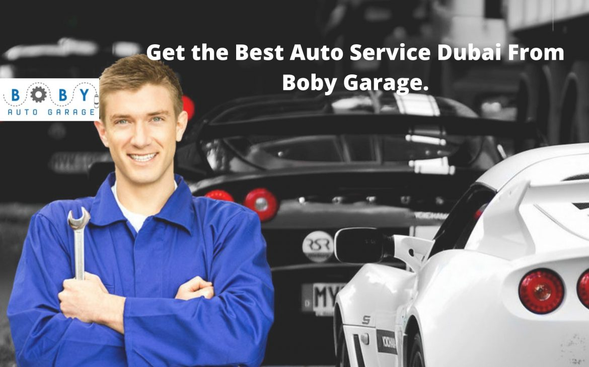 Get the Best Auto Service Dubai From Boby Garage.