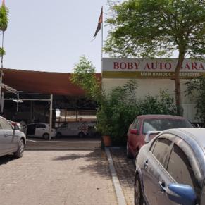 auto repair in dubai