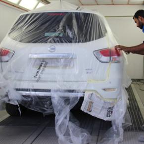 car repair and maintenance uae